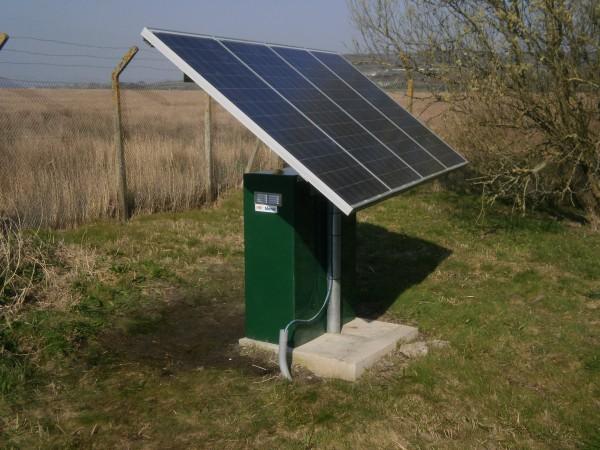 Mono solar pumps